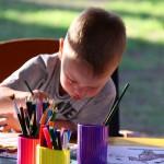 Por qué es tan importante que los niños pinten