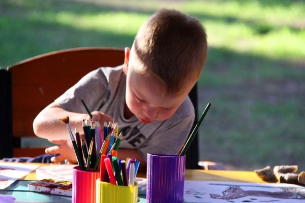 Por qué es tan importante que los niños pinten - Funny Mums