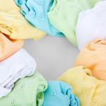 5 razones para utilizar pañales de tela