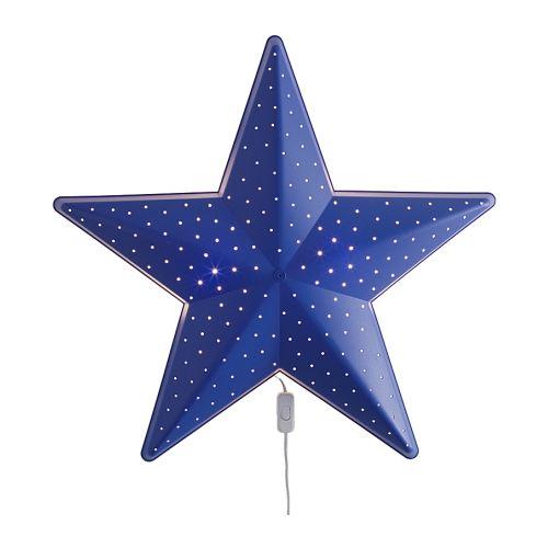 lampara estrella ikea