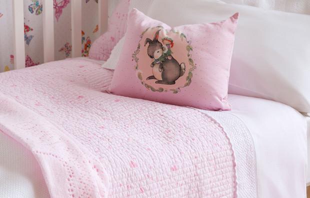 ropa cama rosa 3